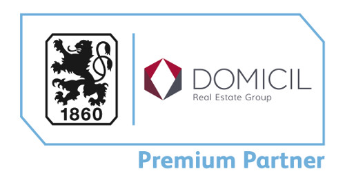 Domicil Real Estate Group - Premium Partner - TSV 1860 München